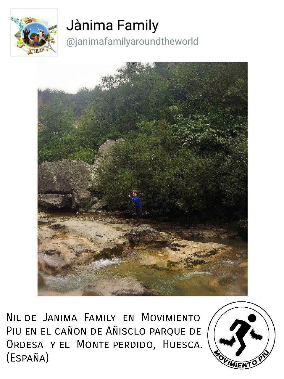 Hànina Family Monte Perdido, Huesca