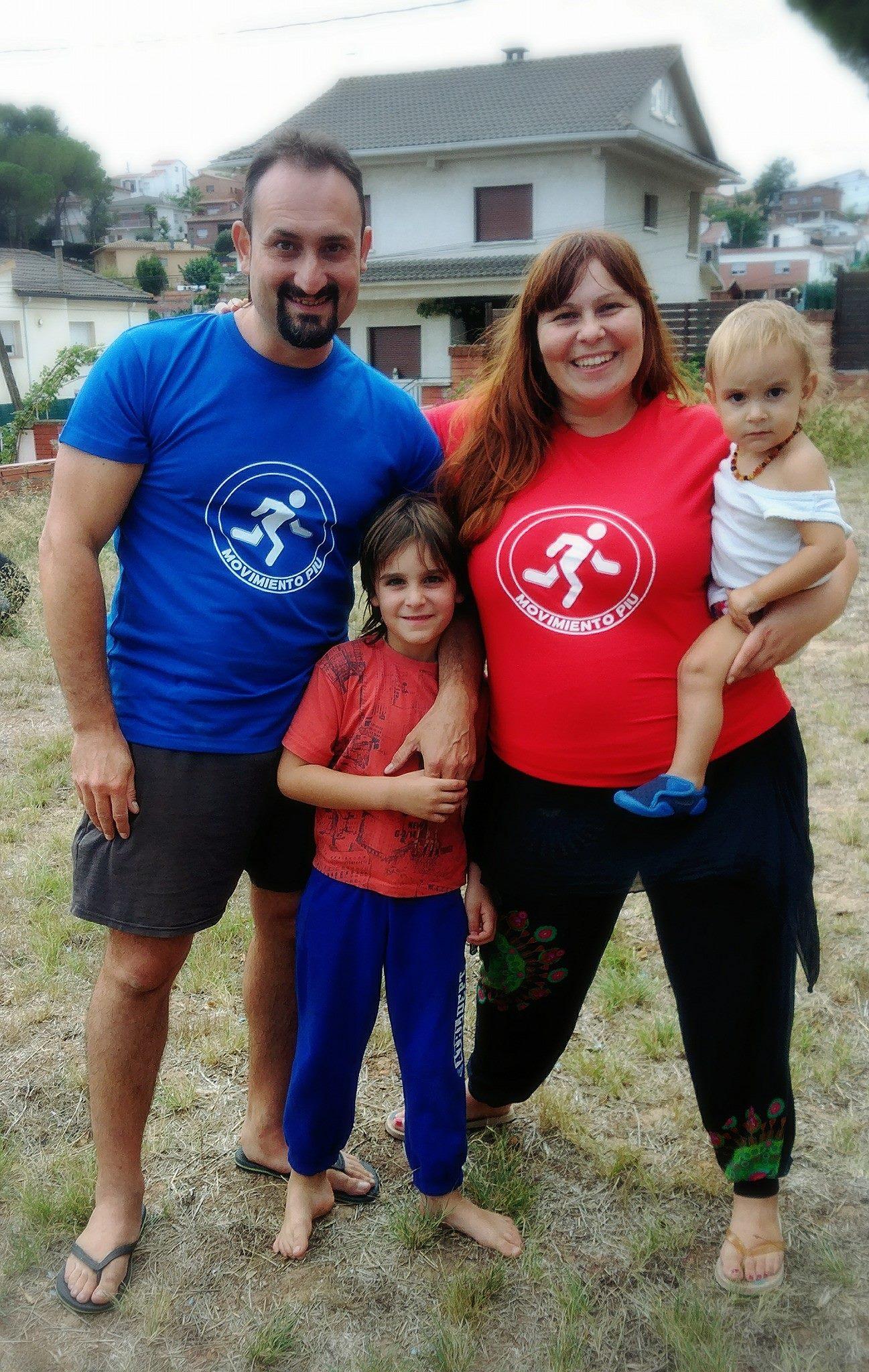 Jànina Family Movimiento Piu