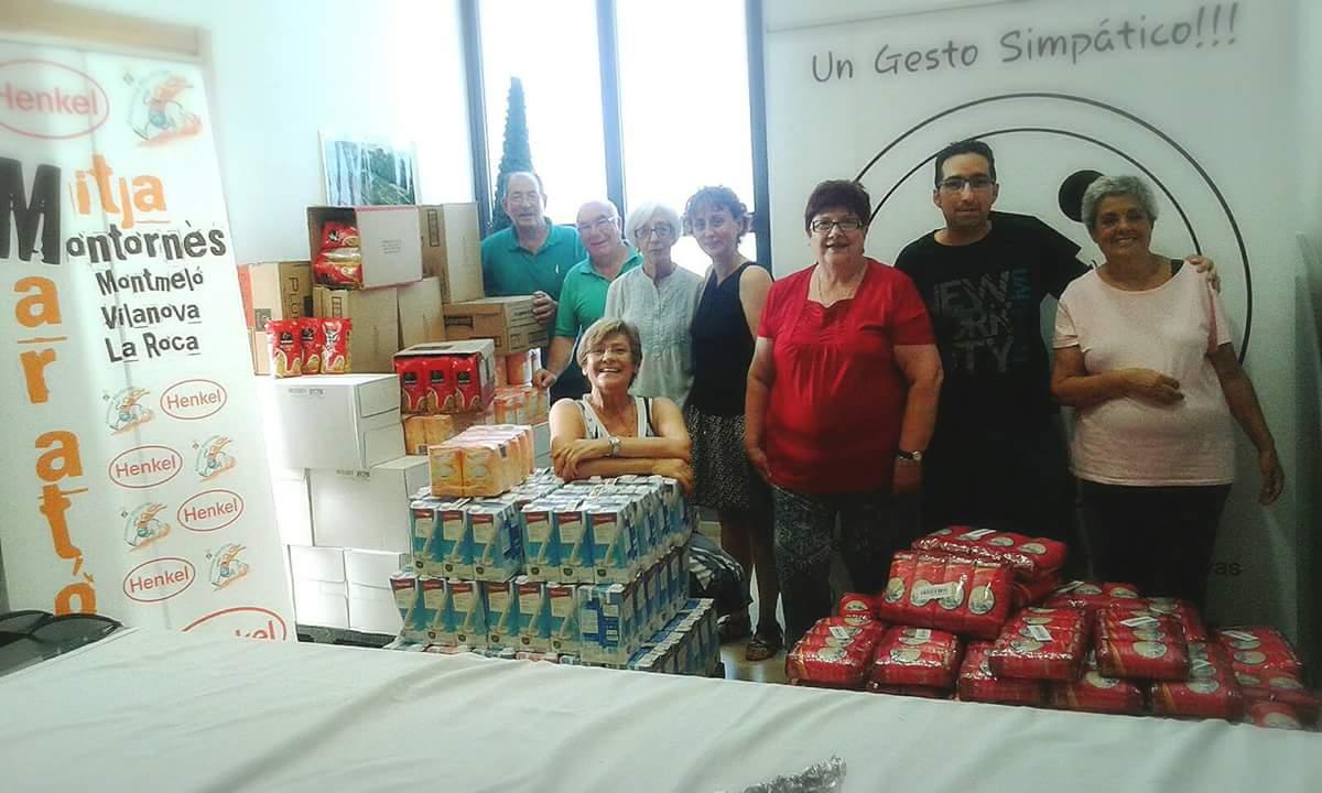 Entregamos una tonelada de alimento para los que mas lo necesitan. Gracias!!!