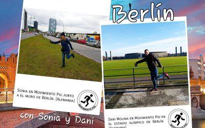 Sonia y Dani por Berlín